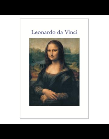 Leonardo da Vinci Postcard Pack