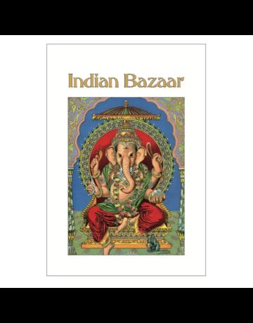 Indian Bazaar Postcard Pack