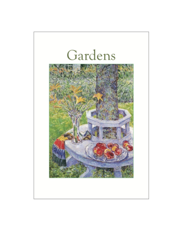 Gardens in Art Postcard Pack