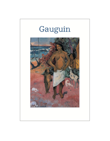 Gauguin Postcard Pack