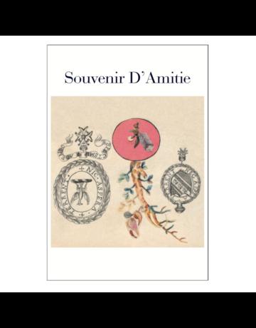 Souvenir D'Amitie Postcard Pack