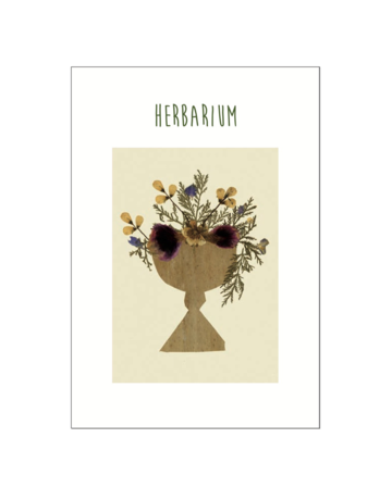 Herbarium Postcard Pack