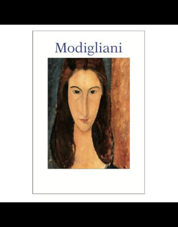 Amedeo Modigliani Postcard Pack PP040