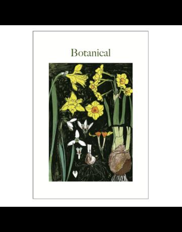 Botanical Postcard Pack PP023