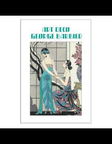 Art Deco by George Barbier Postcard Pack