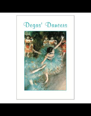 Degas' Dancers Postcard Pack