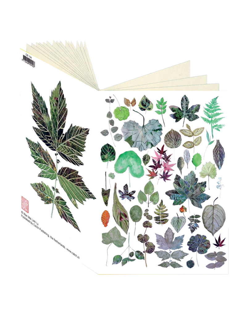 Leaf Collection II Journal CB194