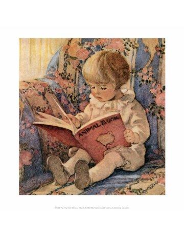Catch Publishing Jessie Willcox Smith, Reading the Animal Book