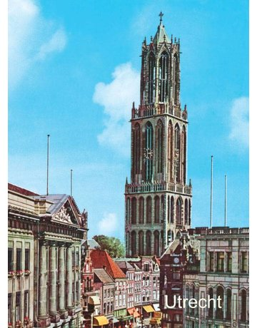 Utrecht Dom Tower Magnet