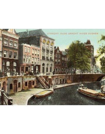 Oude Gracht, Utrecht, 1900 Magnet