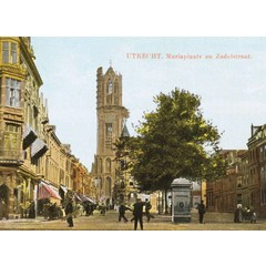 Mariaplaats, Utrecht, 1900