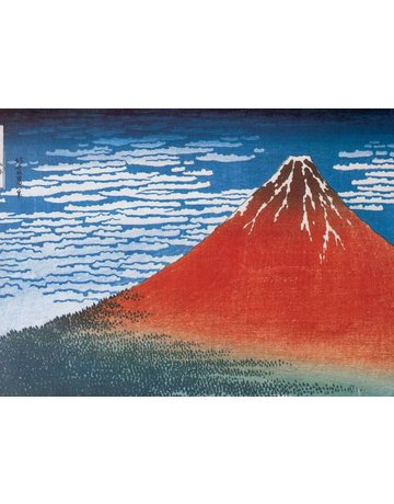 Mount Fuji, Katsushika Hokusai, Magnet