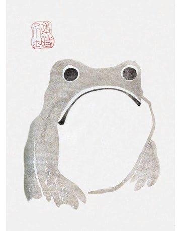 Japanese Frog Magnet