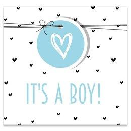 Present Hearts Boy