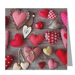 Gelegenheden Heart collage