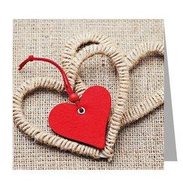 Gelegenheden Heart label