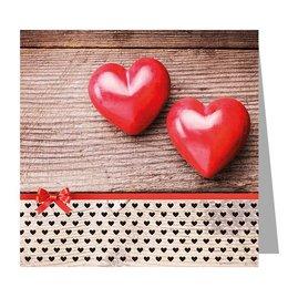 Gelegenheden Heart ribbon