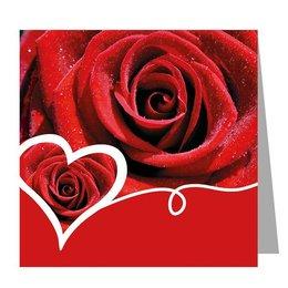 Gelegenheden Red rose