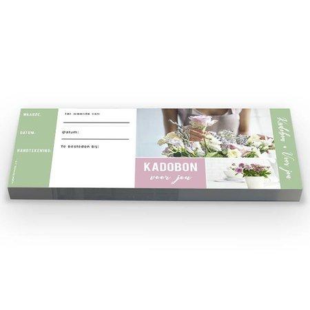Cheque Kadobonnen - Spring Pastel