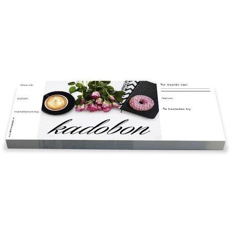 Cheque Kadobonnen - Satisfy