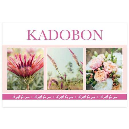 Fortuna Kadobonnen - Pink Inflore