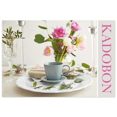 Fortuna Kadobonnen - Breakfast Pink
