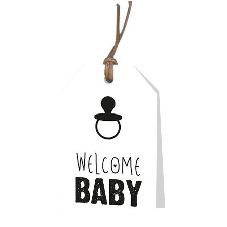 Bloemen- & Kadokaartjes Part30 - Welcome baby