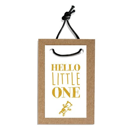 Canvas - Hello little one