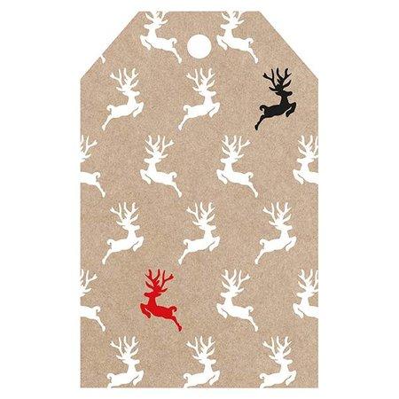 Label - Reindeer