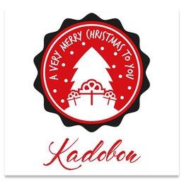 Present Stamp Christmas