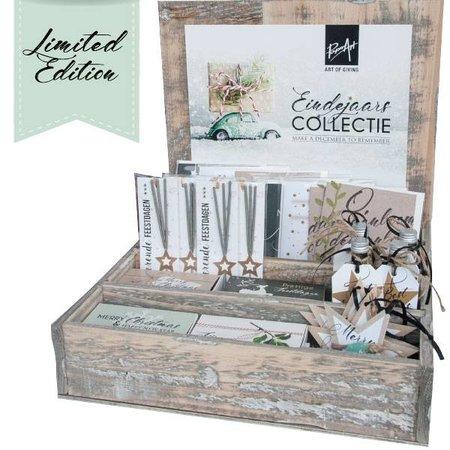 Houten multibox 'Limited edition'