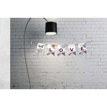 Vlaggenlijn - With Love