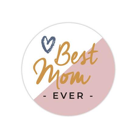 Sticker - Best Mom ever