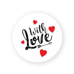 With Love Etiket
