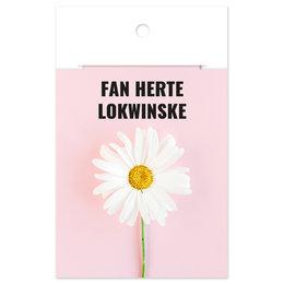 Fan herte Lokwinske