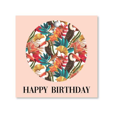 Happy Birthday - Aloha