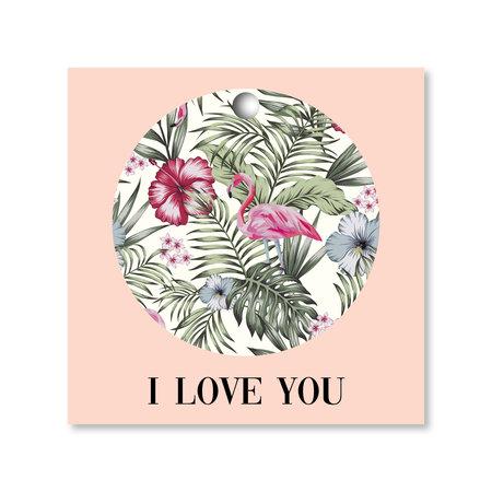 I Love you- Aloha
