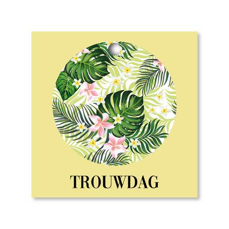 Trouwdag - Aloha