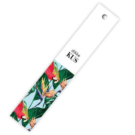 Dikke kus - Aloha label lang