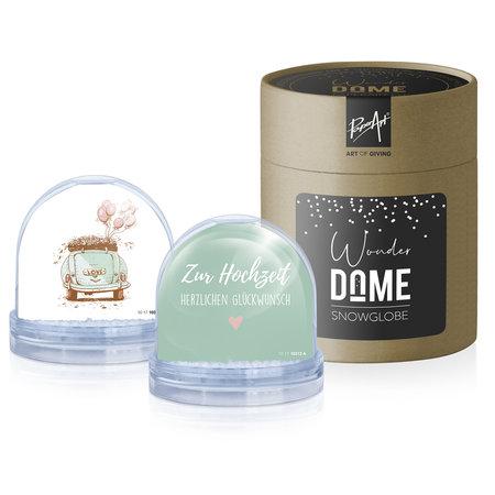 Zur Hochzeit – Herzlichen Glückwunsch - Wonder Dome