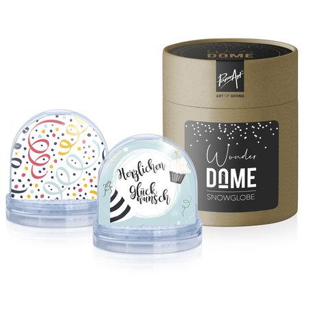 Herzlichen Gluck Wunsch - Wonder Dome