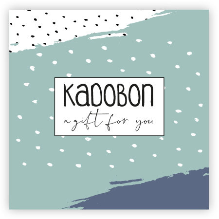 Present Present Kadobonnen - A gift for you Kadobon