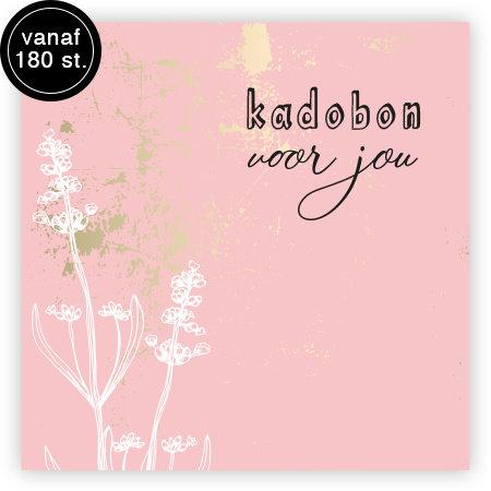 Present Present Kadobonnen - Kadobon voor jou