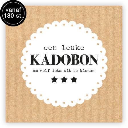 Present Present Kadobonnen - Een leuke kadobon om zelf iets uit te kiezen