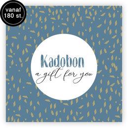 Present A gift for you Kadobon