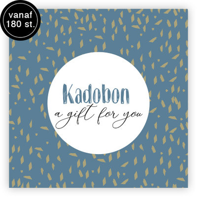Present A gift for you Kadobon