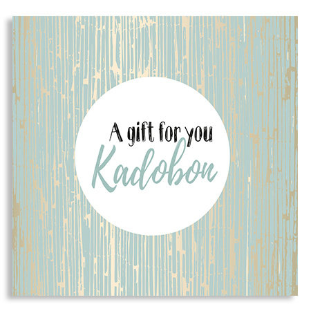 Present Present Kadobonnen - A gift for you Kadobon