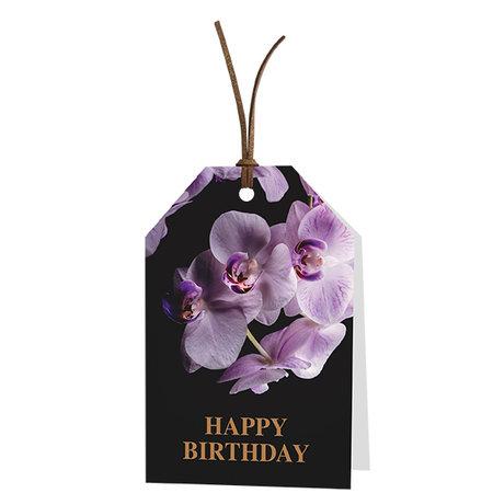 Wenskaarten Golden Age - Happy Birthday