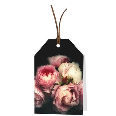 Blanco: roze pioenen