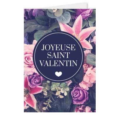 Gelegenheden Joyeuse Saint Valentin